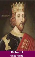 King Richard I The Lion Heart