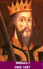 King William I The Conqueror