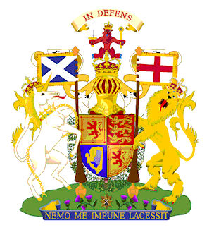 Royal Coat Of Arms Britroyals
